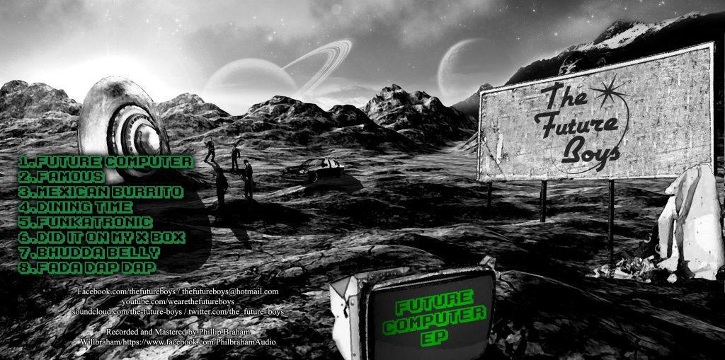 The Future Boys - Future Computer Album Art